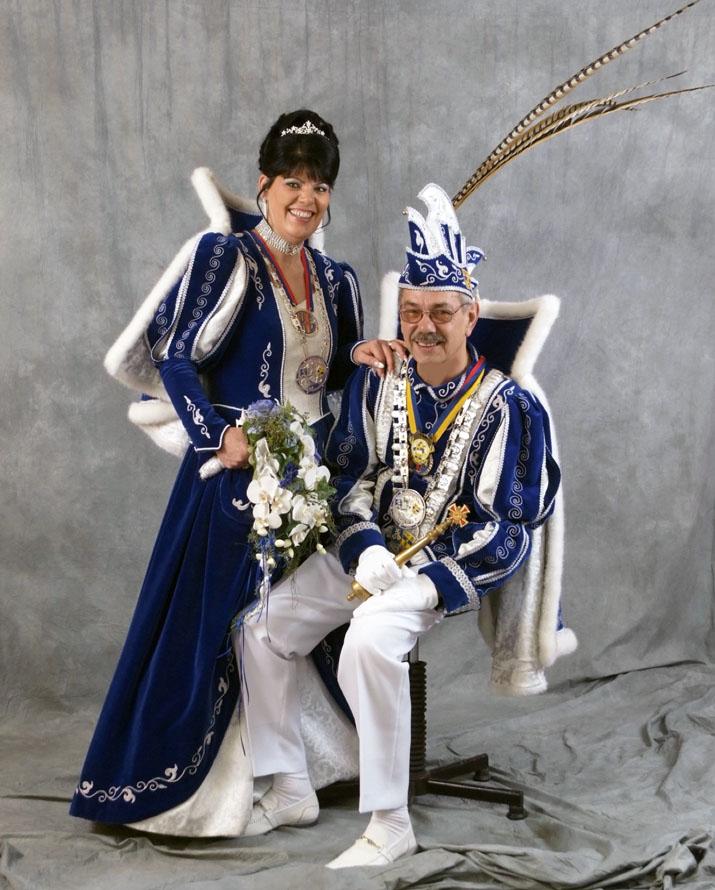 Prinz Erich I. & Prinzessin Elke